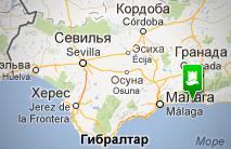 Карта Торрокс Коста